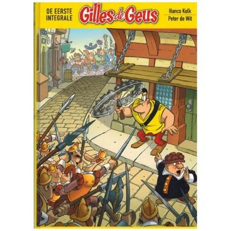 Gilles de Geus  integraal set HC deel 1 & 2 1e drukken 2020