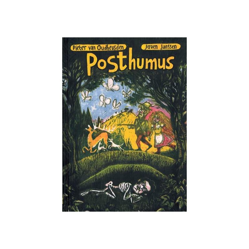 Posthumus HC De laatste dagen van Franz Schubert