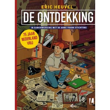 Heuvel  strips De ontdekking SC (herdruk 2020)