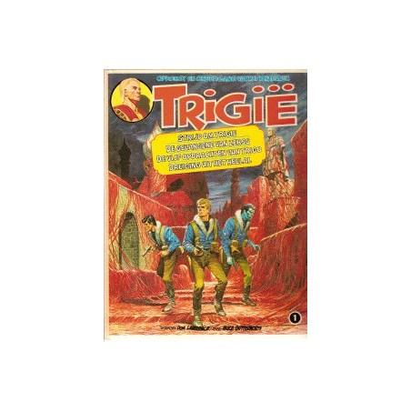 Trigie Setje Bundelingen Deel 1 t/m 4 HC herdrukken 1992-1