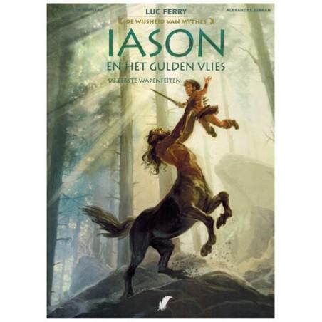 De wijsheid van de mythes HC 03 Iason en het Gulden vlies 1 Eerste wapenfeiten