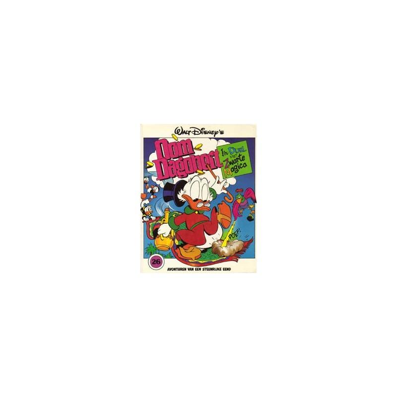 Oom Dagobert 26 Duel met Zwarte Magica 1e druk 1985