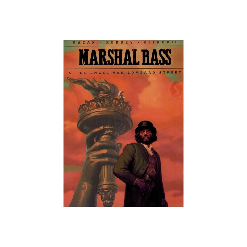 Marshal Bass HC 05 De engel van Lombard Street