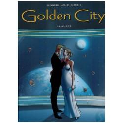 Golden City  13 HC Amber