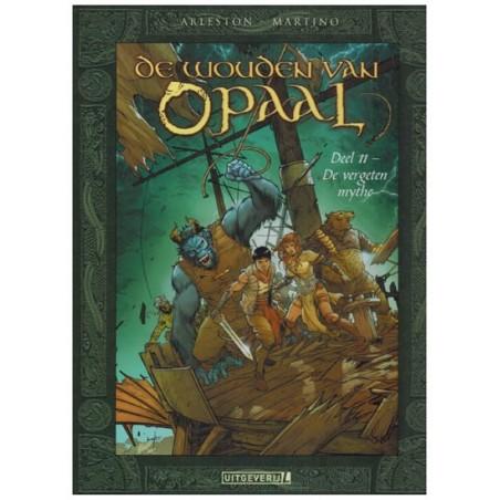 Wouden van Opaal HC 11 De vergeten mythe