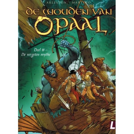 Wouden van Opaal 11 De vergeten mythe