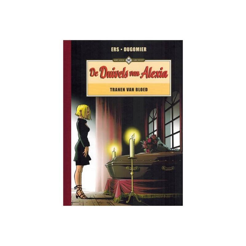 Arcadia Archief  52 De duivels van Alexia HC Tranen van bloed