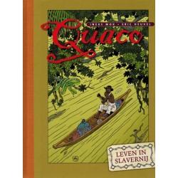 Quaco Leven in slavernij Luxe HC (herziene uitgave)