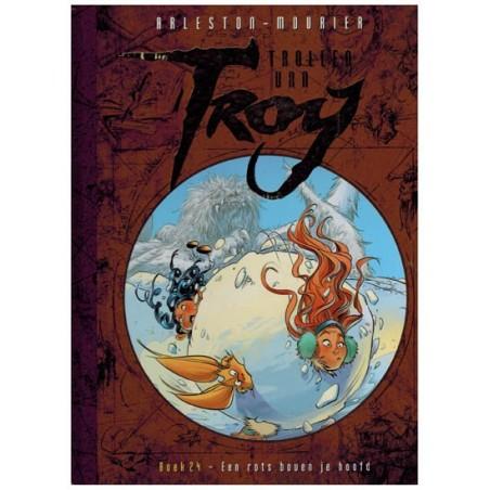 Lanfeust  Trollen van Troy HC 24 Een rots boven je hoofd