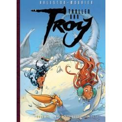 Lanfeust  Trollen van Troy 24 Een rots boven je hoofd