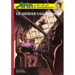 Arin en het volk van de Hunebedbouwers 04 Heerser van Hunsow