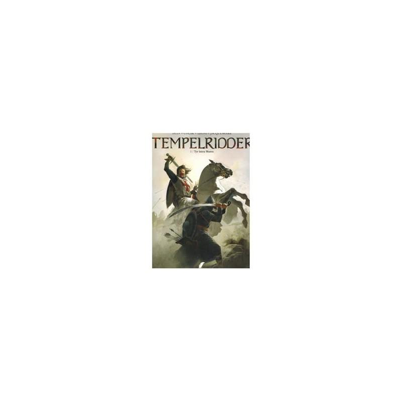 Tempelridder 01 set deel 1 t/m 3