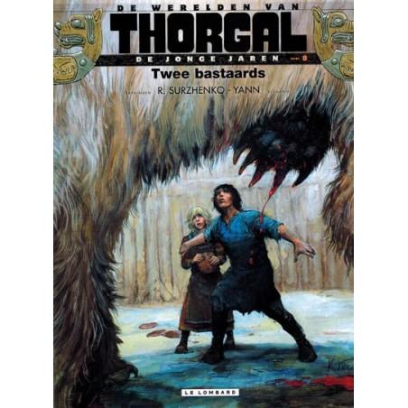 Thorgal  Werelden Jonge jaren HC 08 Twee bastaards