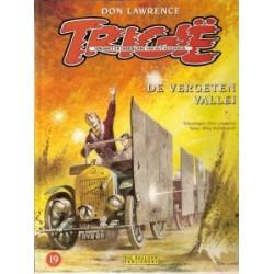 Trigie A19 HC De vergeten vallei 1e druk 1998