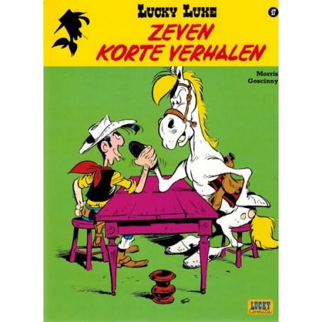 Lucky Luke    47 Zeven korte verhalen
