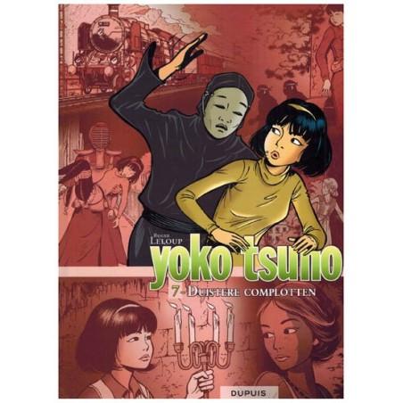 Yoko Tsuno   integraal 07 HC Duistere complotten