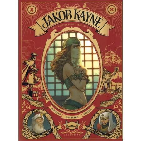 Jakob Kayne 02 Meester in het vergeten
