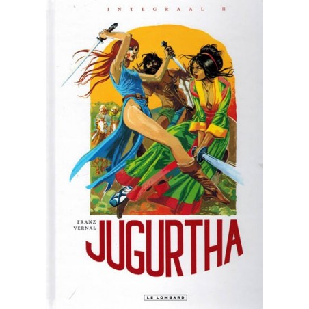 Jugurtha  integraal 02 HC