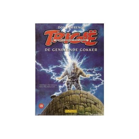 Trigie A18 HC De genezende gokker 1e druk 1998