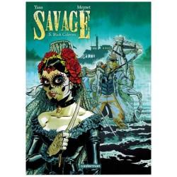 Savage 04 Black Calaver