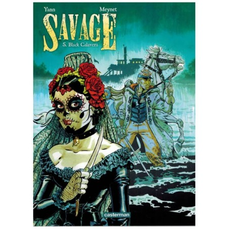 Savage 05 Black Calaver