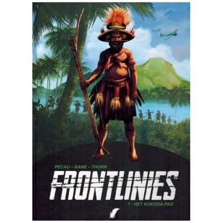Frontlinies HC 07 Het Kokoda-pad