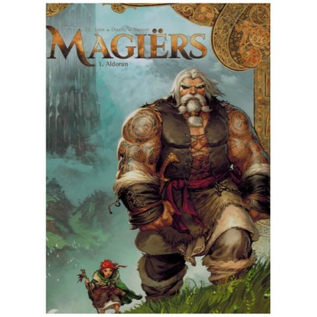 Magiers HC 01 Aldoran