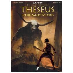 De wijsheid van de mythes HC 04 Theseus en de Minotaurus