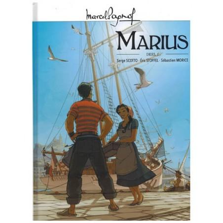 Marcel Pagnol  13 HC Marius