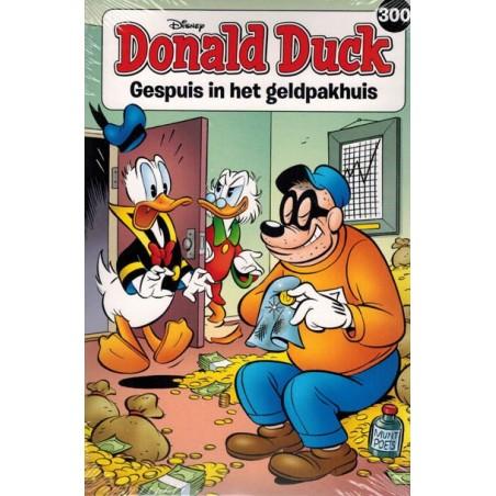 Donald Duck  pocket 300 Gespuis in het geldpakhuis