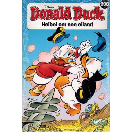 Donald Duck  pocket 298 Heibel om een eiland