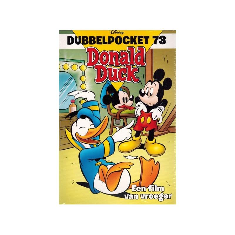 Donald Duck  Dubbel pocket 73 Een film van vroeger