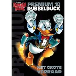 Donald Duck  Premium pocket 18 Dubbelduck Het grote verraad