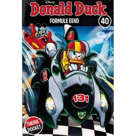 Donald Duck  Dubbel pocket Extra 40 Formule eend