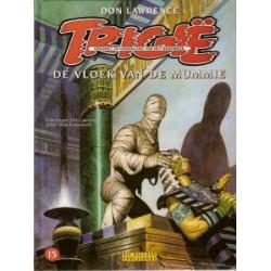Trigie A15 HC De vloek van de mummie 1e druk 1997