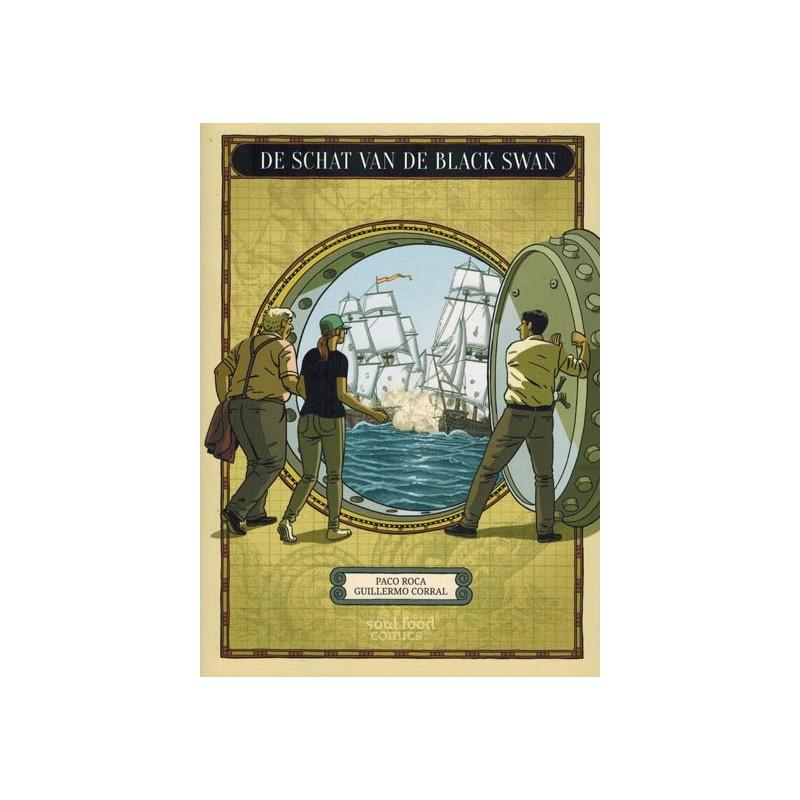 Roca strips De schat van de Black Swan