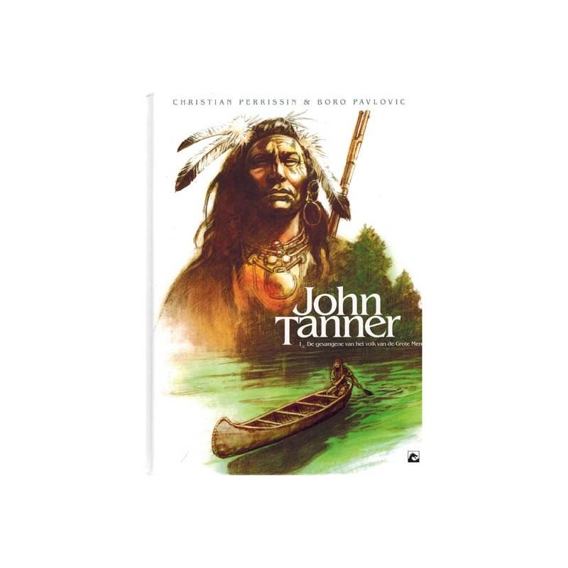 John Tanner HC 01 De gevangene van het volk van de grote meren