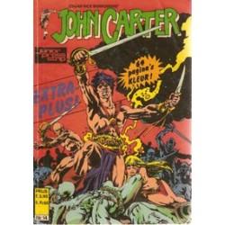John Carter set deel 1 t/m 14 1e drukken 1978-1980