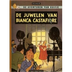 Kuifje linnen rug SC De juwelen van Bianca Castafiore [A 1968 ' ' ]