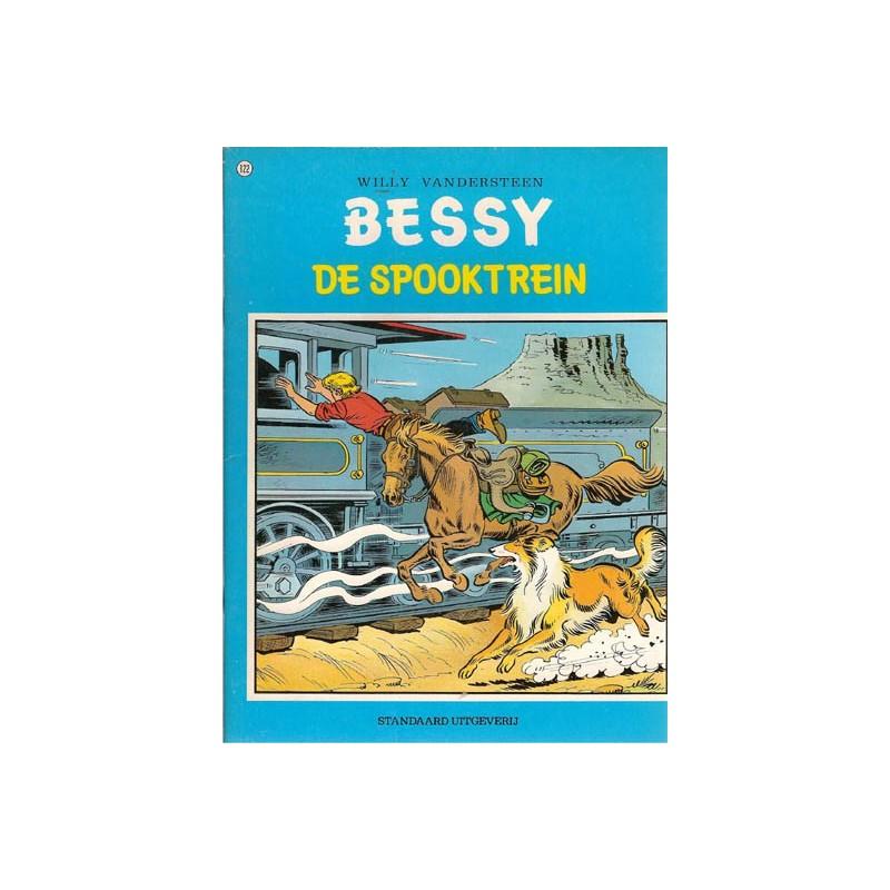 Bessy 122 De spooktrein herdruk