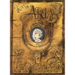 Aria HC 17 De tuin van satan 1e druk 1995 (die-cut cover*)
