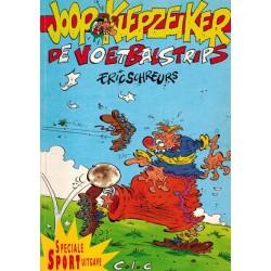 Joop Klepzeiker thema-album 01 Voetbalstrips special 2001
