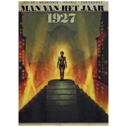 Man van het jaar 12 HC 1927 De robot van Metropolis