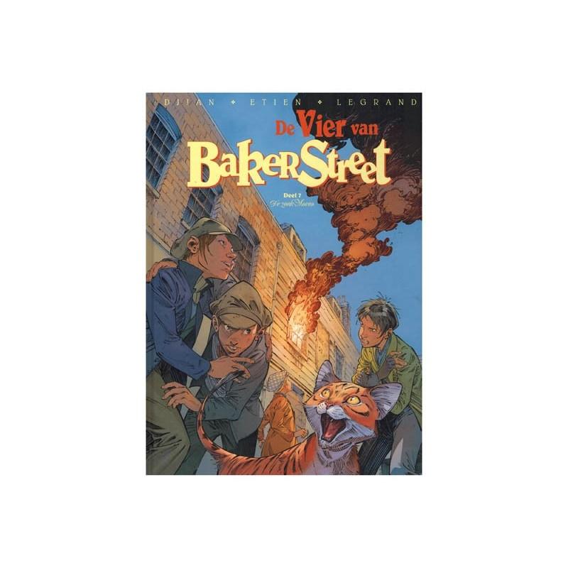 Vier van Bakerstreet HC 07 De zaak Moran