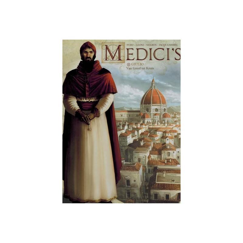 Medici's HC 03 Giulio Van goud tot kruis