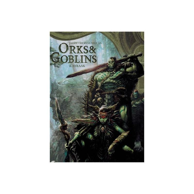 Orks & goblins HC 06 Ayaak