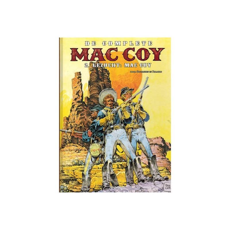Mac Coy  integraal Luxe HC 02 Gezocht: Mac Coy