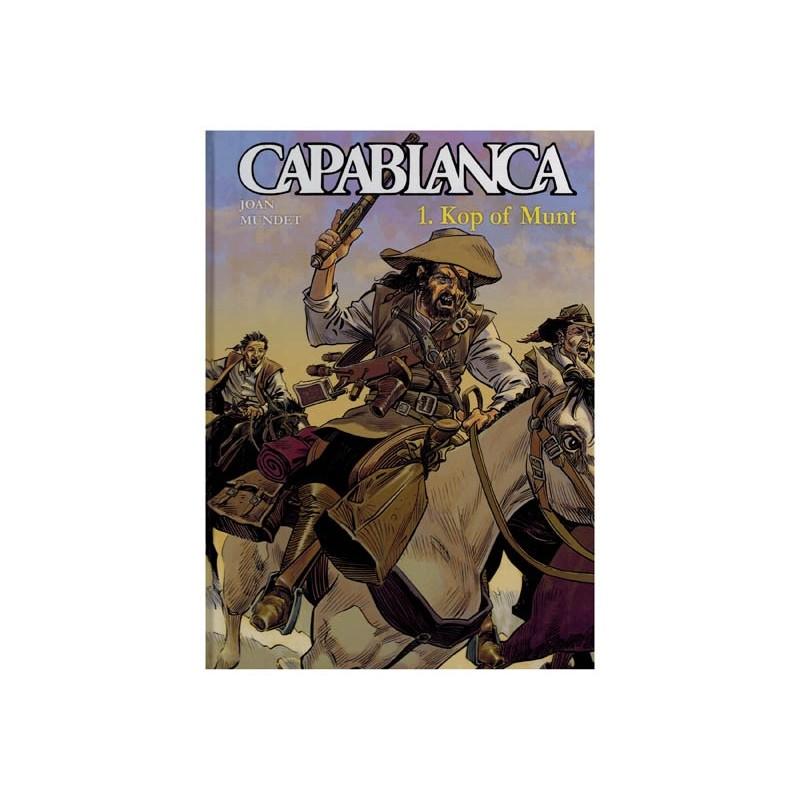 Capablanca Set HC deel 1 t/m 3