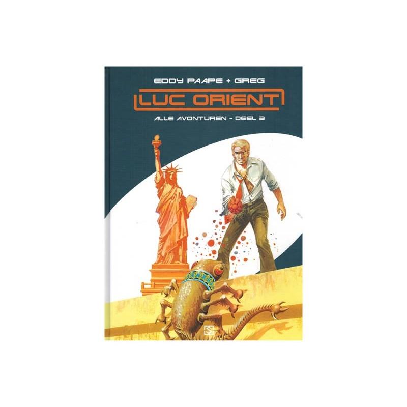 Luc Orient  integraal Luxe HC 03 Alle avonturen