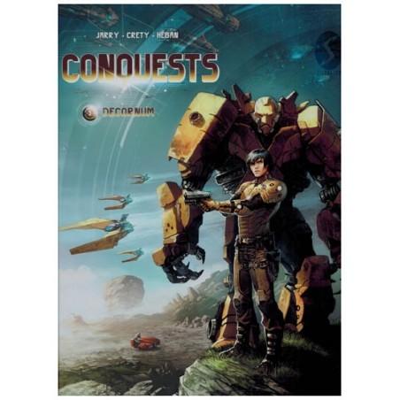 Conquests HC 03 Decornum